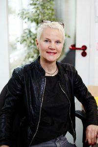 Antoinette Goossens, Financial controller