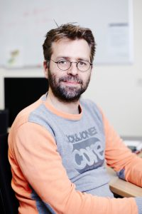 Guido Schiltmans, Senior developer