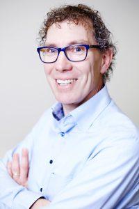 Pierre van Casteren, Sales manager