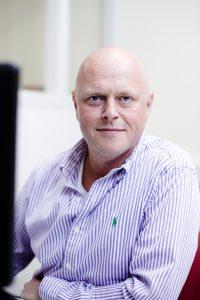 Ted Groenewoud, Projectmanager